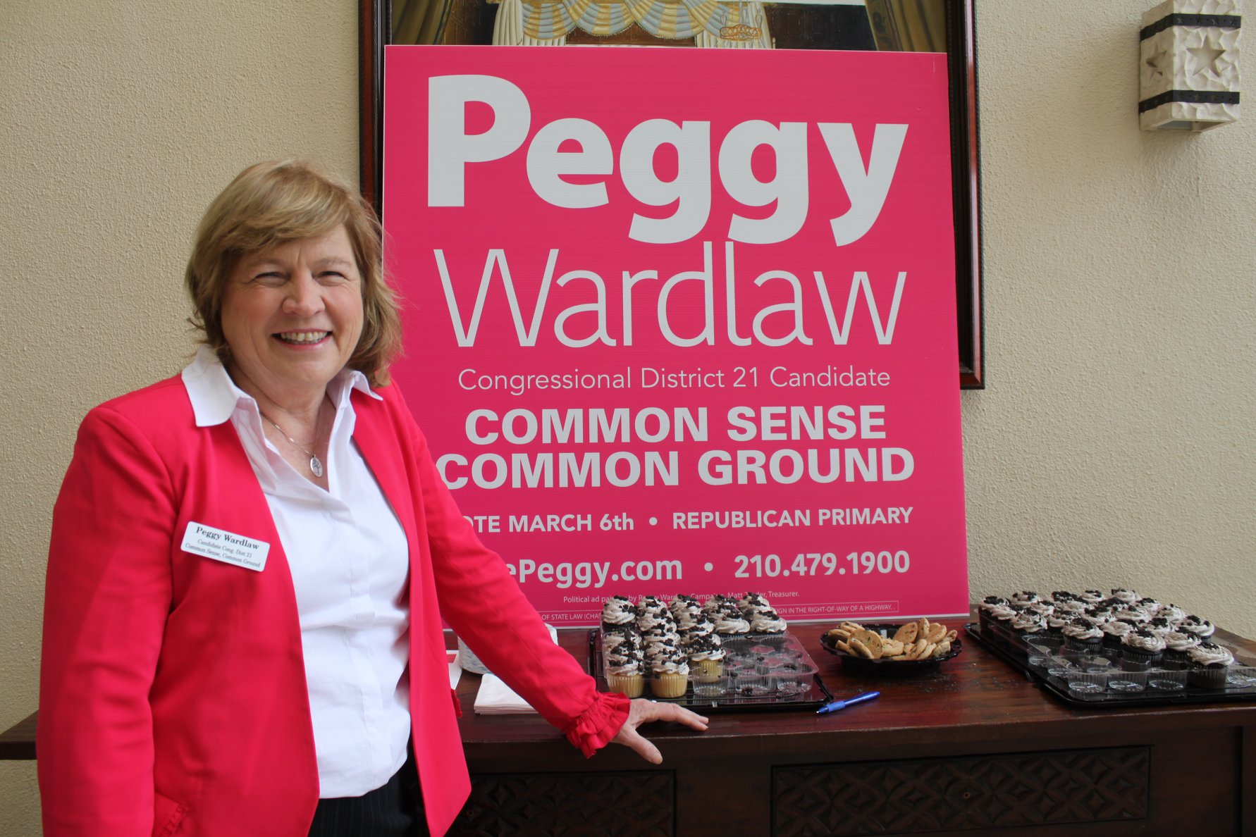 Peggy Wardlaw